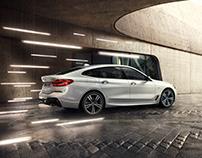 BMW 6 Gran Turismo for Serviceplan