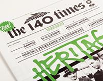 BP Clothing X Heineken - The 140 Times #01 (2013)