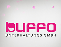 buffo TV || Corporate Identity