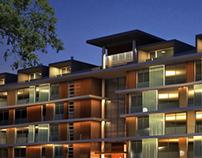 Terrace Feri Facebook Design