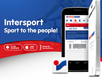 Intersport - Loyalty Card App