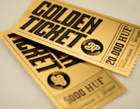 Golden Ticket (2012)