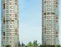 Terrace Tema Facebook Design