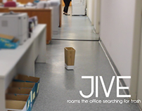 JIVE - Spreading happiness in the office