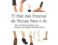 """""""O País de Pernas Para o Ar"""" Illustration"""