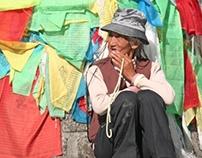 Fotografie: Tibet
