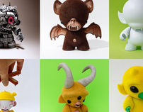 7 Munny Customs