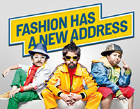 Fashion has a new address