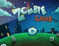 ZOMBIE LAND | iPad & iPhone Game