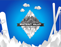 BRANDING / CREATIVE CONCEPT - Whiteout Valley