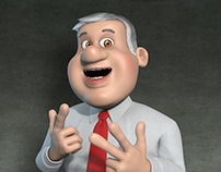 Vista Characters - Alan