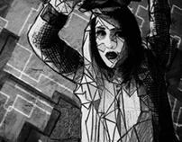 STYLUS Episode 2 - Guerrilla Projection Mural