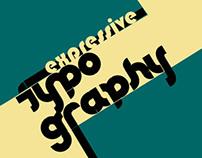 Expressive Typography                (Visual Semantics)