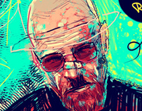 BREAKING BAD / fanarts