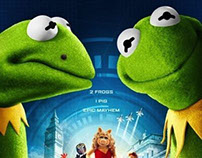 MUPPETS MOST WANTED (PROPSHOP, DISNEY)
