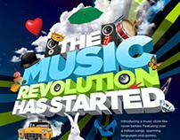 Music Revolution