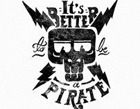 It's better to be a pirate.