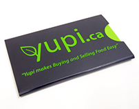 Yupi.ca - High End Business Card