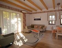 Summer house at Balaton