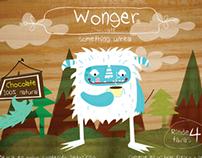 Wonger chocolate