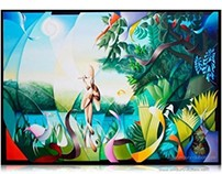 Peinture In the jungle