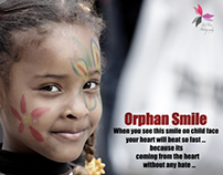 Orphan Smile Poster