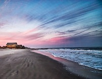 Coastal Land Seascapes