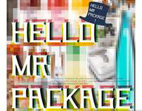 Hello, Mr. Package!~
