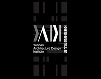 Yunnan Architecture Design Institute Branding