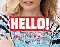 HELLO! magazine special projects