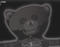 Teddy Bear X-Ray