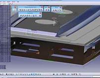Diseño de Utillaje (PEAU) para fabricación de Costillas