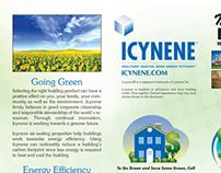 Icynene Insulation Brochure