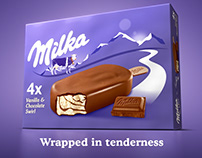 MILKA - WRAPPED IN TENDERNESS
