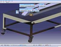 Diseño de Utillaje para fabricación de Larguerillos