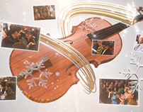 Los Angeles Chamber Orchestra Styleboards