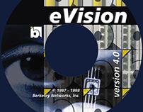 CD Art: Berkeley Networks, 1998