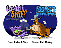 Scratch & Sniff: Pet Investigators