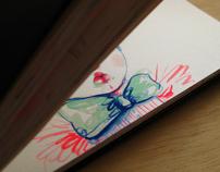 PINK & MINT (Moleskine Studies).