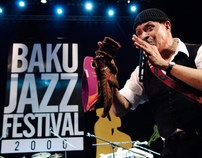Baku Jazz Festival 2006 brand and new style creation