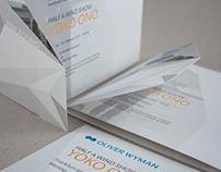 Oliver Wyman - Yoko Ono Invitation