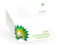 BP corporate card
