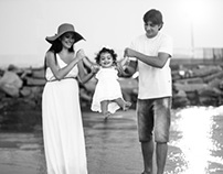 Sessão Gestante - Juliana e família
