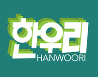 Hanwoori Korean Club Branding