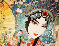 Drunken Beauty - A Peking Opera Classic