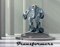 Robot transformer HD