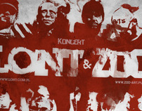Lont & Zoo. Poster