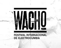 Wacho - Festival Internacional de Electrocumbia