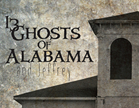 13 Ghosts of Alabama Book Cover