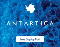 Antarctic - Antártica - Font
